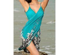Turquoise Bikini Wrap - $12.99 (originally $40)!