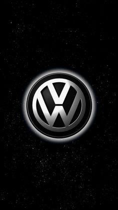 Vw Golf Wallpaper, Logo Wallpaper Hd, Apple Wallpaper, Dark Wallpaper, Colorful Wallpaper, Wallpapers, Volkswagen Group, Volkswagen Logo, Vw Emblem