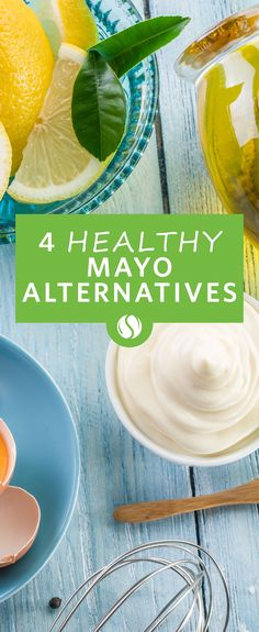 #FitFresh Blog: 4 Healthy Mayo Alternatives from Fit & Fresh Blog