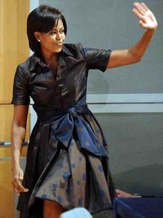 First Lady Michele Obama