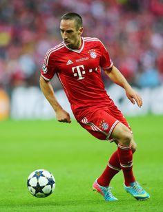 Franck Ribery @ Bayern Munich