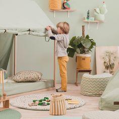 Chambre d\'enfant : quelle couleur choisir pour la déco ? : chambre ...