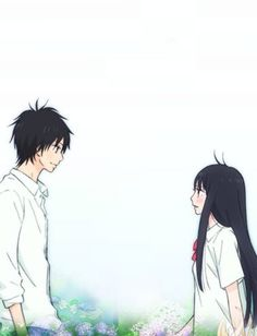 They're so adorable (=゚ω゚)ノ Shojo Manga, Anime Manga, Shoujo, Anime Art, Kimi Ni Todoke, Inuyasha, Me Me Me Anime, Anime Couples, Insta Pic