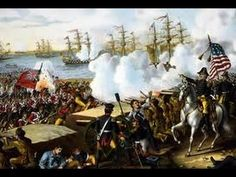 The American Revolutionary war 1 - YouTube
