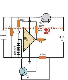 Electric Fence Circuit    Diagram    12v  Electric WindowFence