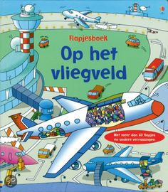 bol.com | Op het vliegveld flapjesboek, Stefano Tognetti | Boeken