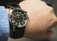 A Week On The Wrist: The Maurice Lacroix Pontos S Diver