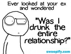 I so have.....but that means I was drunk 4 years at a time...should have been more fun!
