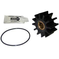 """Jabsco Impeller Kit - 12 Blade - Neoprene - 2-7/16"""" Diameter - https://www.boatpartsforless.com/shop/jabsco-impeller-kit-12-blade-neoprene-2-716-diameter/"""