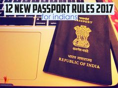 Filing for an Indian Passport is easier from 2017 - 12 New passport rules announced by Sushma Swaraj, - Hello Travel Buzz Passport Services, New Passport, Pune, Filing, Easy, Travel, Indian, Voyage, Viajes