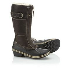 I need a pair of very warm, comfortable winter boots.  However, I don't want to look clunky or feel weighted down by them.  I am thinking about these... but they are so expensive.  They get very good ratings from people who have bought them.  Should I take the plunge?