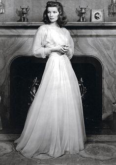 Katharine Hepburn. Foto: D.R.
