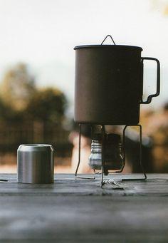 Sanpo CF alcohol stove