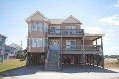 321-B Kill Devil Hills, NC Between Hwy Rental Home Tobys Place 321-B Exterior