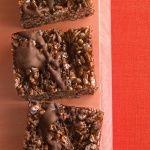 Crispy Chocolate-Marshmallow Treats