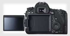 Canons Upcoming Full-Frame Camera Is Rumored Have An Articulating LCD