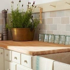 Country Style Kitchen Tile Ideas