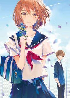 Shoujo all anime, anime love, manga anime, anime girls, anime school girl Anime School Girl, Girls Anime, Anime Girl Cute, Beautiful Anime Girl, Kawaii Anime Girl, Manga Girl, Anime Art Girl, Kawaii Art, Manga Couple