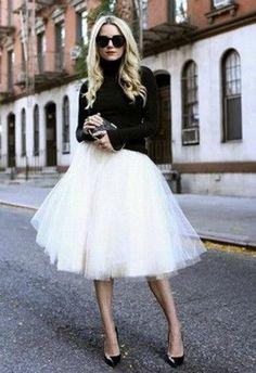 Serendipity Tulle Skirt