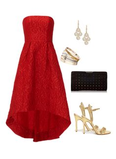 'Tis the season of parties and wondering what party outfit to wear. Whether it's a black tie event, a New Year's Eve party or that hard to get into after-party, I have an outfit idea for these special Holiday occasions.