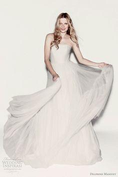 Delphine Manivet Wedding Dresses Spring 2012 | Wedding Inspirasi