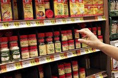 How Do Companies Quietly Raise Prices? by The Wall Street Journal Spice Tins, Old Spice, Mccormick Spices, Scary Food, Learn Something New Everyday, Beef Jerky, What You Eat, Wall Street Journal, Current Events