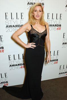 Ellie Goulding aux Elle Style Awards 2016
