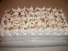 Receita de Pão-de-ló para bolo de aniversário