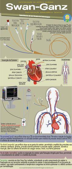 Swan ganz catheters