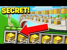 HOW TO GET UNLIMITED LUCKY BLOCKS in MINECRAFT! *SECRET* Minecraft Blocks, Minecraft Videos, Minecraft Tips, Minecraft Secrets, Stuff To Do, Things To Do, Secret Photo, The Secret, Hacks