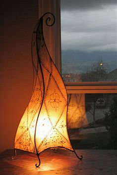 Google Image Result for http://patriciacollection.com/gallery-pages/lighting-effects/products/moroccan_henna_lamp_large.jpg    So radiant and warm. I want!