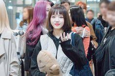 Choi Yoojung, Ioi, Kpop Girls