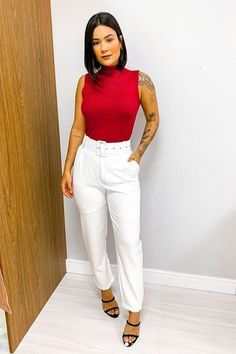 Classy Work Outfits, Business Casual Outfits, Professional Outfits, Chic Outfits, Fashion Outfits, Look Office, Work Looks, Colourful Outfits, Look Chic