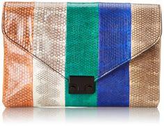 LOEFFLER RANDALL Accessories Lckcltch-SEA Clutch,Blue/Natural,One Size LOEFFLER RANDALL,http://www.amazon.com/dp/B00H304URE/ref=cm_sw_r_pi_dp_epjltb099JBC8WC7
