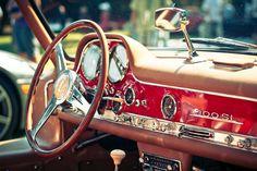 #Mercedes #300 SL