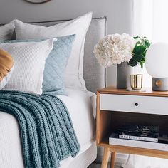 How To Design Your Home: 60 Best Decorating Ideas Design Your Home, Home Interior Design, Interior Styling, Nordic Interior, Uni Bedroom, Home Decor Bedroom, Bedroom Ideas, Master Bedroom, Apartment Living