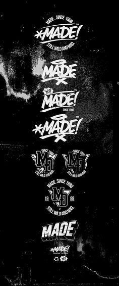 MADE- MADE Logo for my homie MADE. -#GraffitiFontalphabet #GraffitiFontbubble #GraffitiFontcolor #GraffitiFontfree #GraffitiFontpink