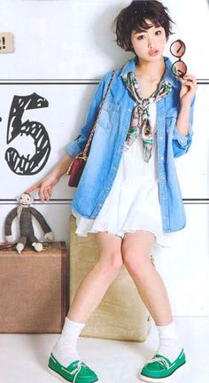 [Fashion] 2012 Spring: GO★FASHION 5 | Misa-chan's J-Lifestyle Blog ♥