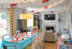 Suburbs Mama: William's 1st Birthday Party