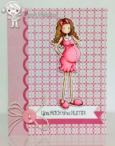 Mommy to be (clear set) [CYNS042] - CAD 9.95 : Your Next Stamp