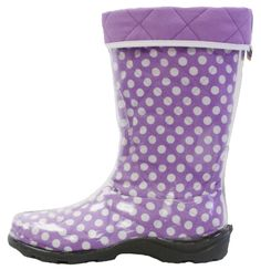 Starter-Kit-Violet-with-Small-White-Polka-Dots1