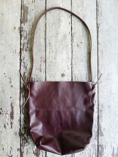 SALE! parker leather sack 1 - kali chocolate - $455 down to $364