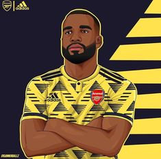 Arsenal Fc Players, Sports Brands, Football Shirts, My Passion, Ghana, My Dad, World Cup, Vector Art, Soccer