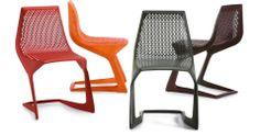 Cadeira Myto - A produção atual do design alemão tem peças inovadoras e de formas simples como a cadeira Myto, criada em 2006 por Konstantin Grcic (1965).  A cadeira foi apresentada em 2008, pela primeira vez, na Feira Internacional do Móvel de Milão, passou a ser produzida pela italiana Plank e, em 2011, foi incorporada ao acervo do Museu de Arte Moderna de Nova York (MoMA).
