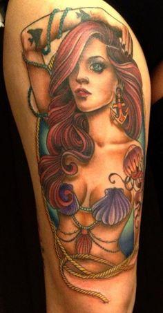 Tatuagens de Sereia 32