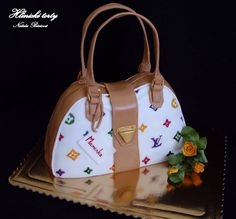 . Shoulder Bag, Cakes, Fashion, Moda, Cake, Shoulder Bags, Fasion, Pastries, Torte