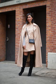 Nicole Warne New York Fashion Week  Fall 2015