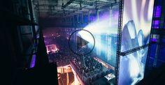 Der audiovisuelle Wahnsinn des Berlin Atonal 2014 im alten Heizkraftwerk   The Creators Project