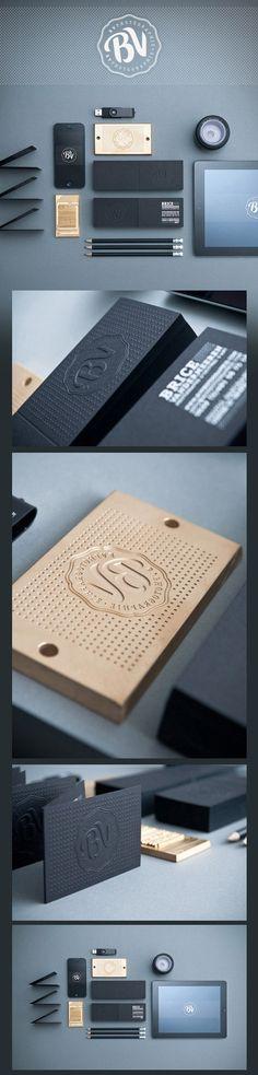 35 Creative and Beautiful Branding Identity Design examples. Follow us www.pinterest.com/webneel