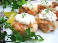 Буше из лосося и пангасиуса рецепт с фото